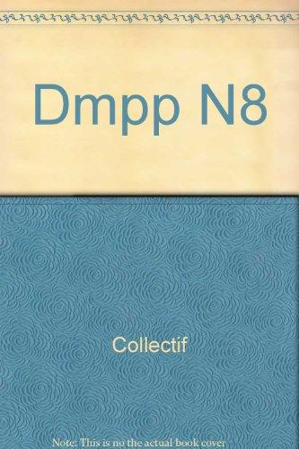 DMPP N8 ALMANACH 2012: COLLECTIF