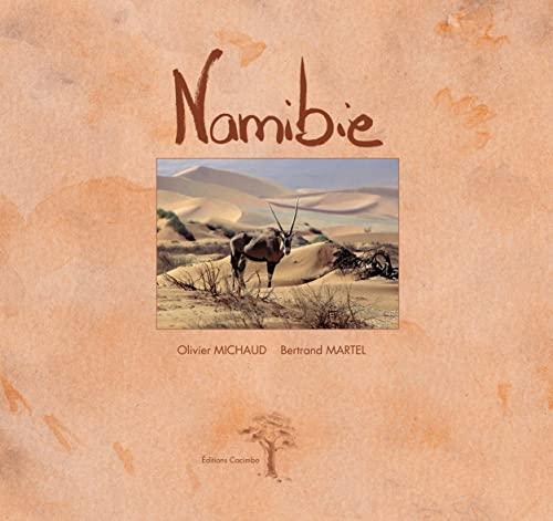 9782916055244: Namibie au delà des dunes et de l'océan