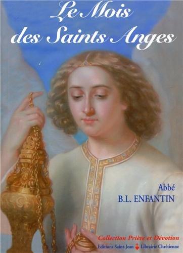 9782916075303: Le mois des saints Anges