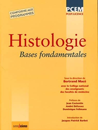 Histologie (French Edition): Collectif