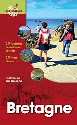 9782916097466: Bretagne : 10 itinéraires de randonnée détaillés, 10 fiches découverte