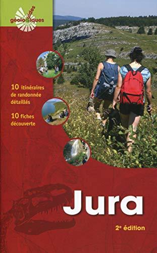 9782916097626: Jura : 10 itinéraires de randonnée détaillés - 10 fiches découverte