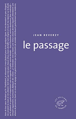 9782916136707: Le passage
