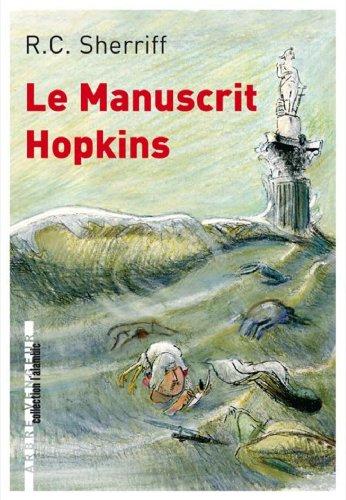 9782916141497: Le manuscrit Hopkins