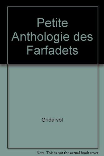 9782916184012: Petite Anthologie des Farfadets