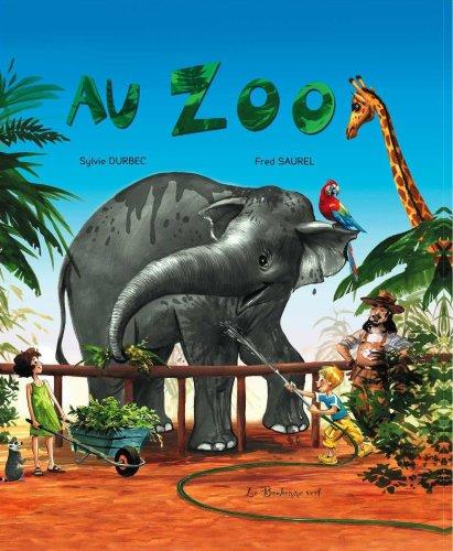 9782916196220: Au Zoo (French Edition)