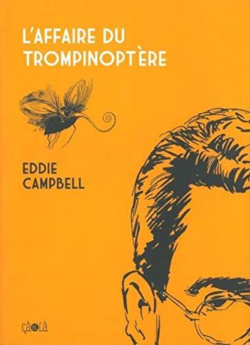 AFFAIRE DU TROMPINOPTERE -L-: CAMPBELL EDDIE