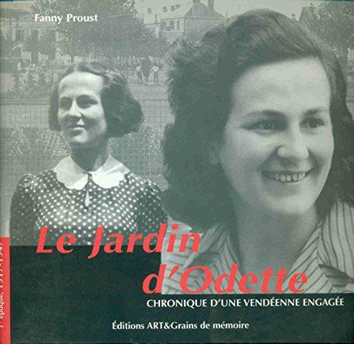 9782916237053: Le Jardin d'Odette