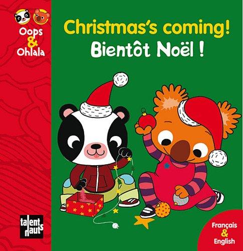 9782916238333: Christmas S Coming Bientot No�l