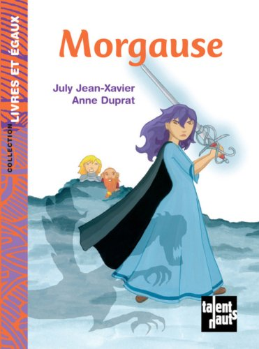 Morgause: Jean-Xavier, July