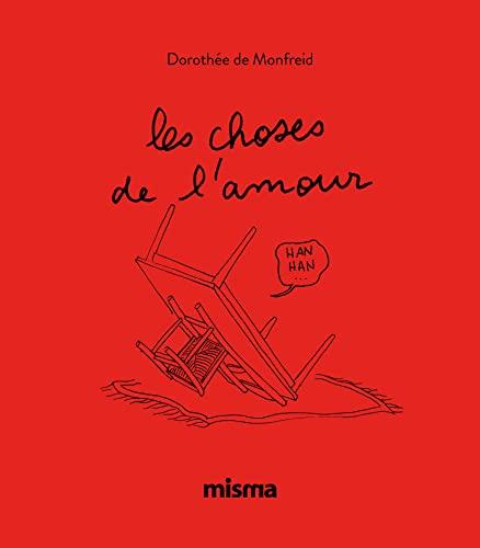 9782916254784: LES CHOSES DE L'AMOUR