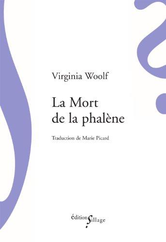 La Mort de la phalène (French Edition): Woolf, Virginia