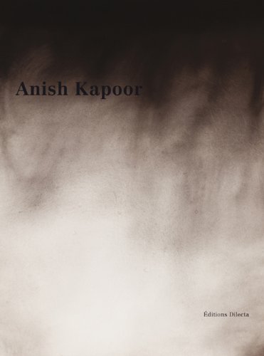 9782916275925: Anish Kapoor: Sketchbook