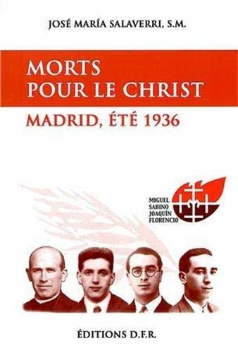 9782916331140: Morts pour le Christ (French Edition)
