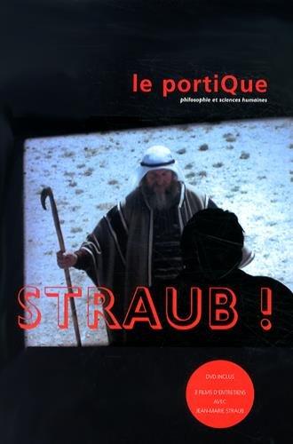 9782916332277: Le Portique, N° 33 Hors-série, 1er semestre 2014 : Straub ! (1DVD)