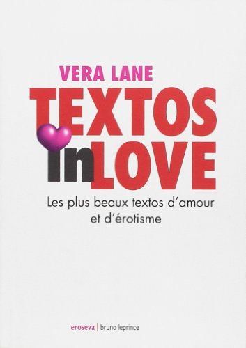 9782916333755: Textos in Love (French Edition)