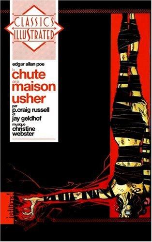 9782916347325: La Chute de la Maison Usher - livre + CD