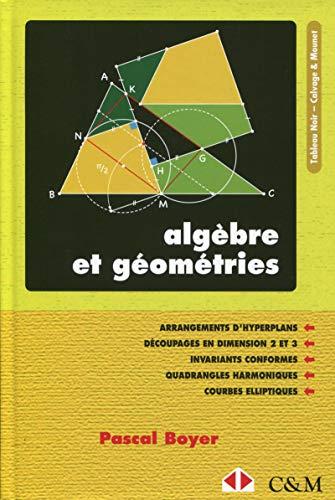 9782916352305: Algèbre et géométries