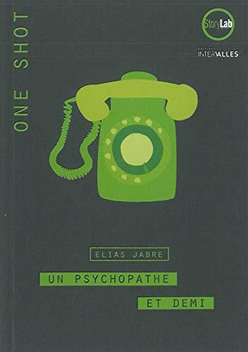 PSYCHOPATHE ET DEMI -UN-: JABRE ELIAS