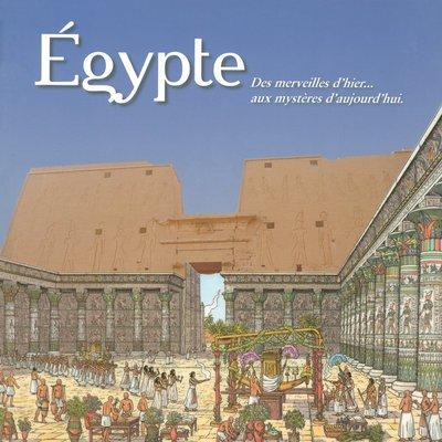 9782916394138: Egypte : Des merveilles d'hier... aux mystères d'aujourd'hui + 1 DVD