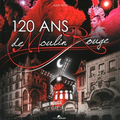 9782916394183: 120 ans de Moulin Rouge (1DVD)
