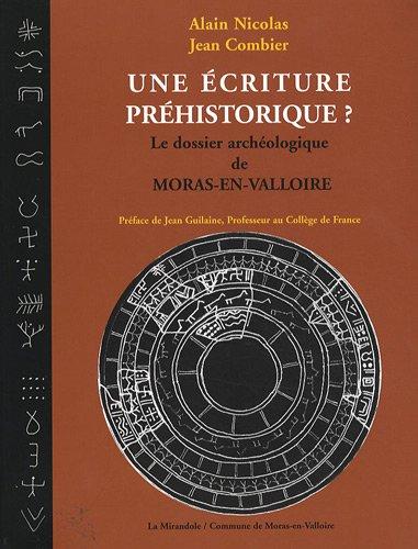 9782916410098: Une ecriture prehistorique ? (French Edition)