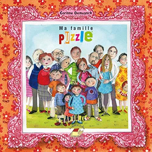 9782916468174: Ma famille puzzle