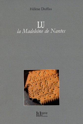 9782916488325: Lu, la Madeleine de Nantes