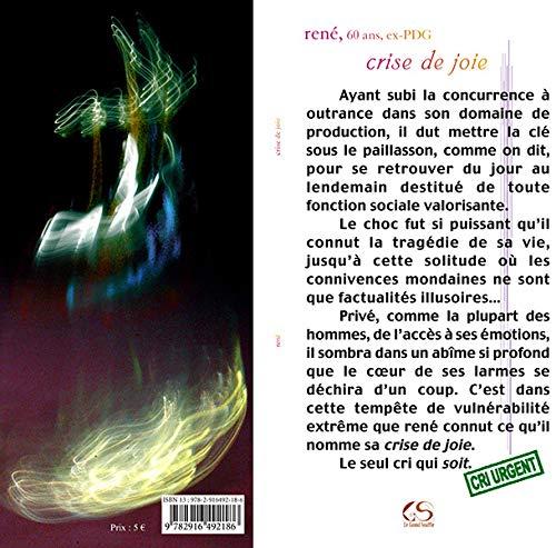 Crise de joie (9782916492186) by Rene