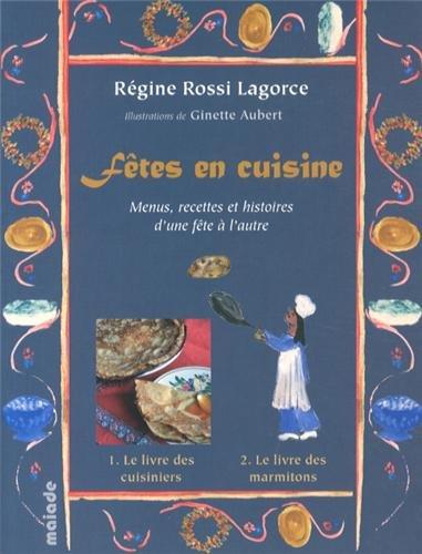 9782916512211: Fêtes en cuisine : 2 volumes