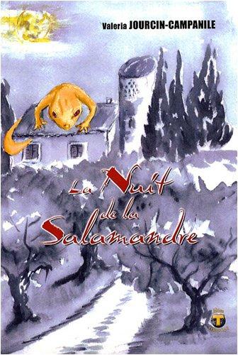 9782916529172: la nuit de la Salamandre