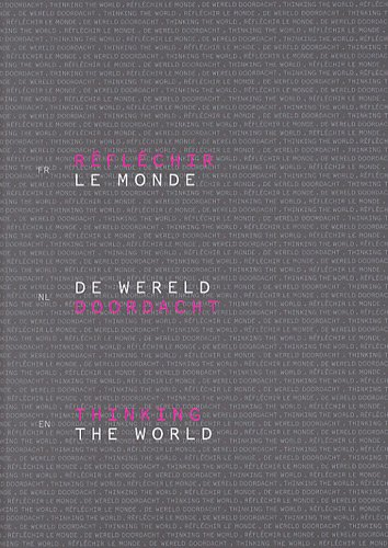 9782916545806: Reflechir le monde (French Edition)