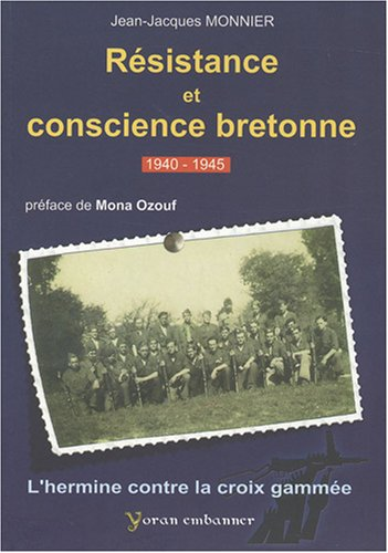 9782916579092: Resistance et conscience bretonne (1940-1945) (French Edition)
