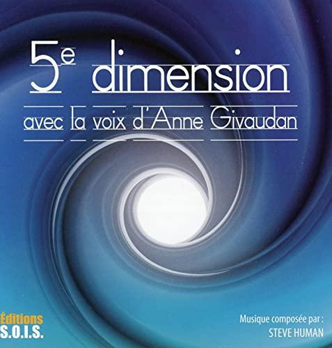 9782916621098: 5e dimension - Livre audio