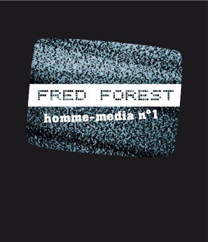 9782916639307: Fred Forest - l'Homme Média N 1