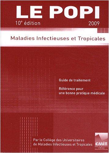 9782916641225: Le POPI : Maladies infectieuses et tropicales