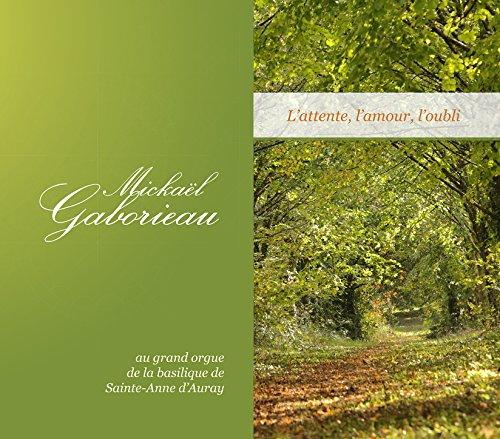 9782916688114: Mickaël GABORIEAU - l'attente, l'amour, l'oubli