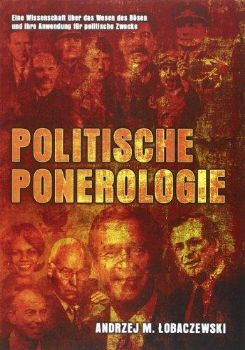 9782916721309: Politische Ponerologie