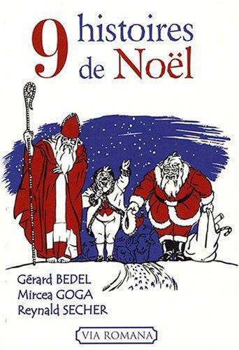 9782916727332: 9 histoires de Noël