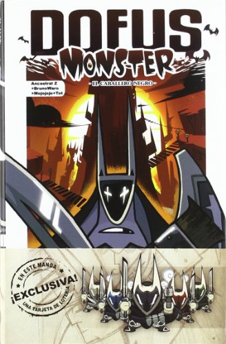 9782916739618: DOFUS MONSTER 01. EL CABALLERO NEGRO (French Edition)