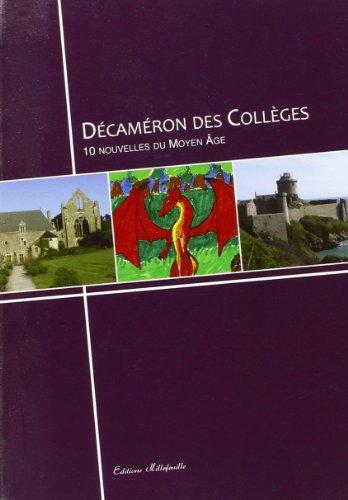 9782916742250: Decameron des Collèges