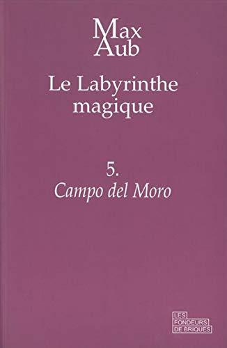 9782916749242: Campo del moro - le labyrinthe magique - 5