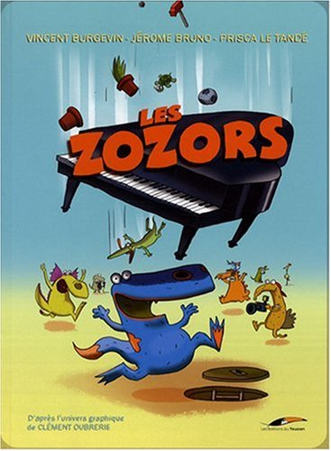 9782916780078: Les Zozors, Tome 1 :