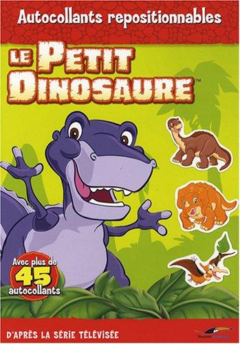 9782916780993: Le Petit Dinosaure : Autocollants repositionnables