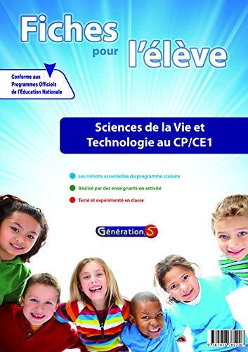 9782916785226: Fiches pour l'Eleve : Sciences de la Vie et Technologie (Svt) CP-CE1