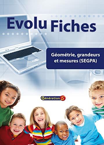 9782916785684: Géométrie, grandeurs et mesures (SEGPA) : Fiches pour l'élève (1Cédérom)