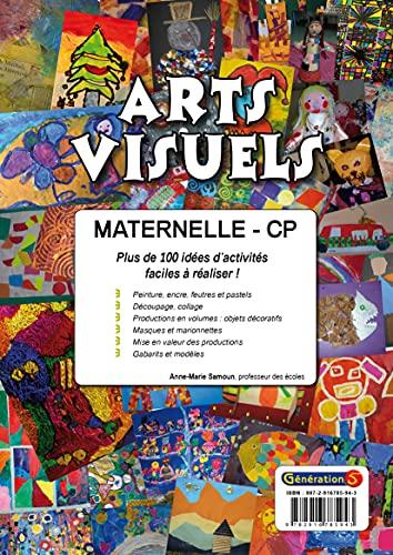 9782916785943: arts visuels maternelle CP