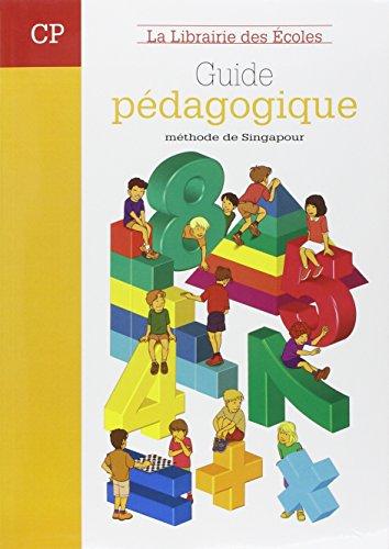 Guide pédagogique CP: Jean-Michel Jamet