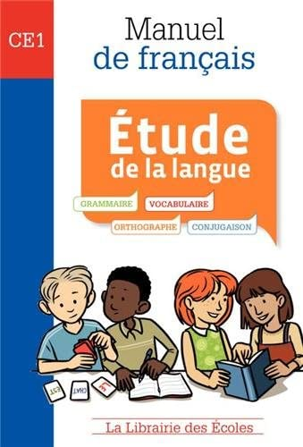 Etude de la langue CE1 : Manuel: Jean-Michel Jamet