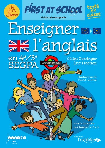 9782916881430: Enseigner l'Anglais en 4e/3e Segpa (+CD Audio)